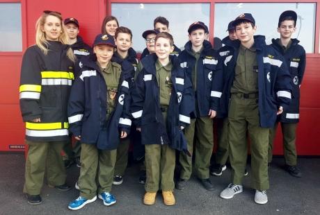 Feuerwehrjugend erfolgreich bei Wissenstest